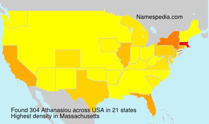 Athanasiou - USA