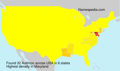 Aultmon
