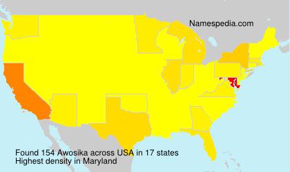 Awosika - USA