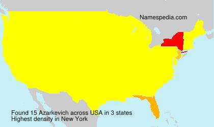 Azarkevich