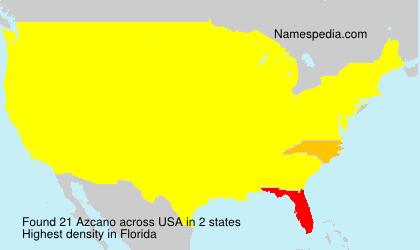 Azcano
