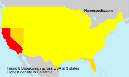 Babakanian