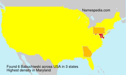 Babuchiwski