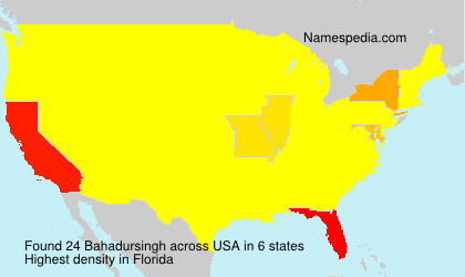 Bahadursingh