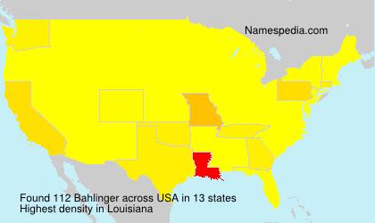 Bahlinger