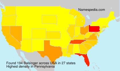 Balsinger
