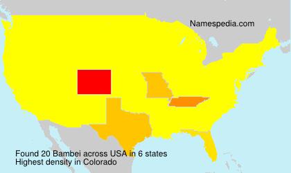 Bambei