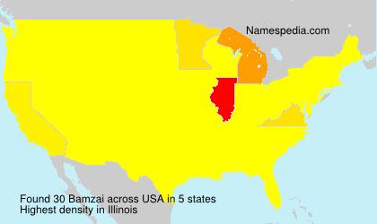 Bamzai