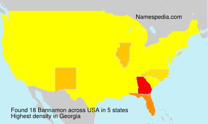 Bannamon