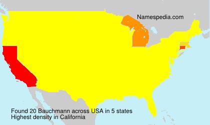 Bauchmann