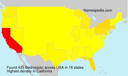 Bedrossian
