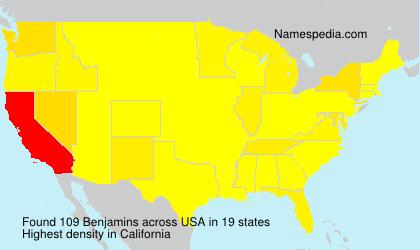 Benjamins - USA