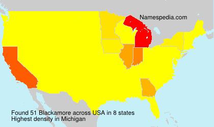 Blackamore