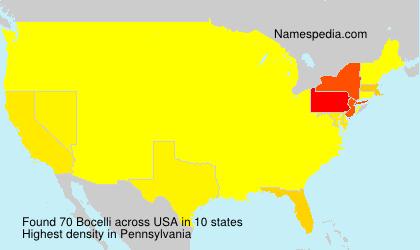 Bocelli - USA