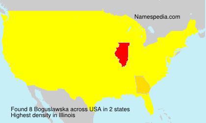Boguslawska