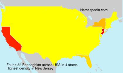 Boodaghian
