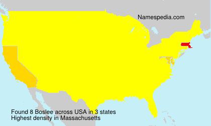 Boslee - USA