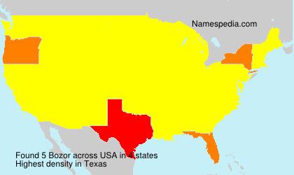 Bozor - USA