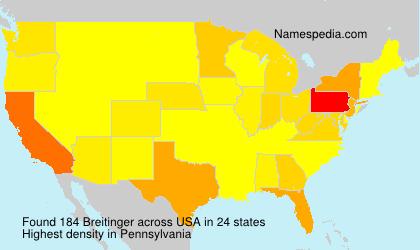 Breitinger
