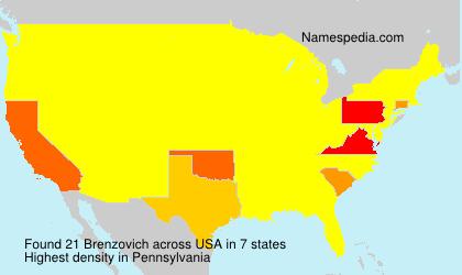 Brenzovich