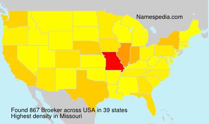 Broeker
