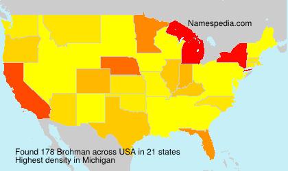 Brohman