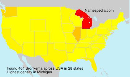 Bronkema