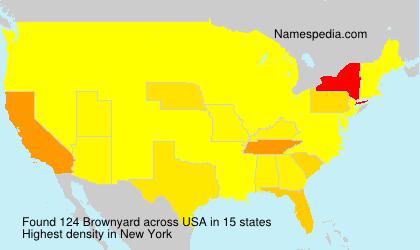 Brownyard
