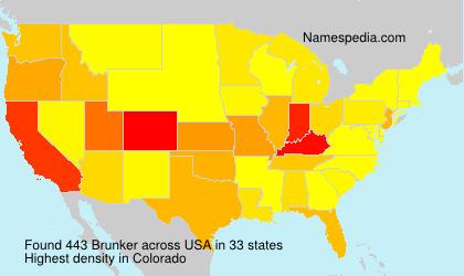 Brunker