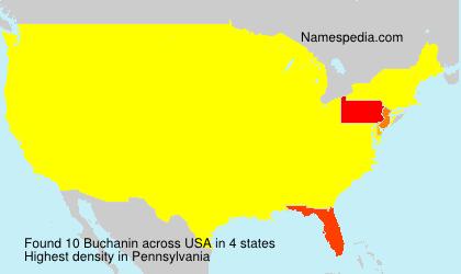 Buchanin