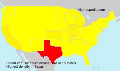 Buchhorn