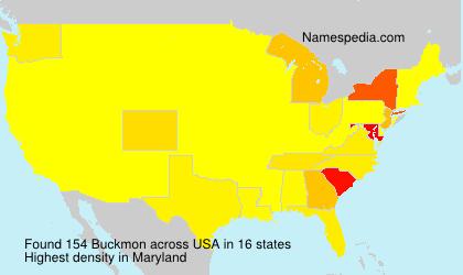 Buckmon