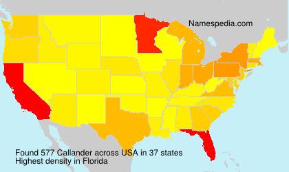 Callander