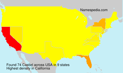 Castiel - USA