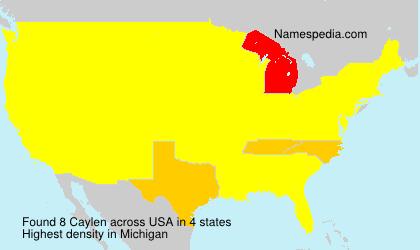 Caylen