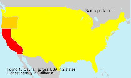 Caynan