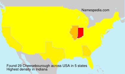 Cheesebourough