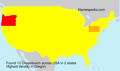 Chepelevich