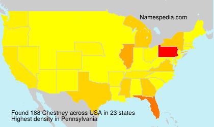 Chestney