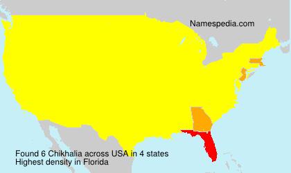 Chikhalia