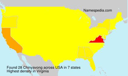 Chinyavong