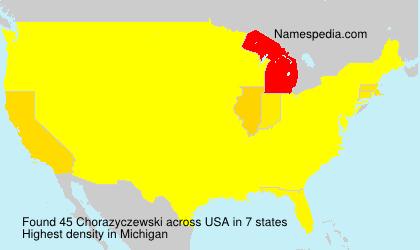 Chorazyczewski