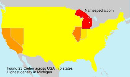 Cielen - USA