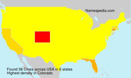 Cinea - USA