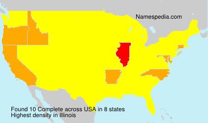 Complete - USA