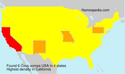Couy - USA