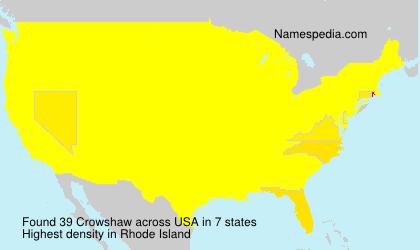 Crowshaw