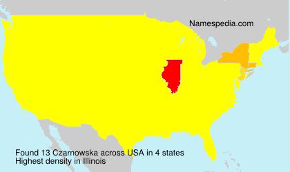 Czarnowska