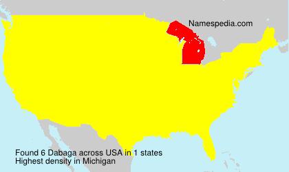 Dabaga - USA
