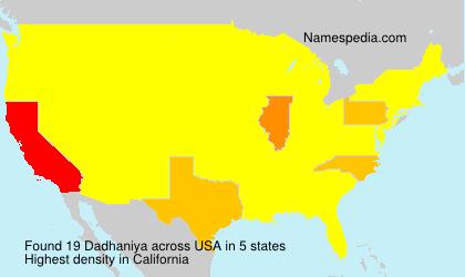 Dadhaniya